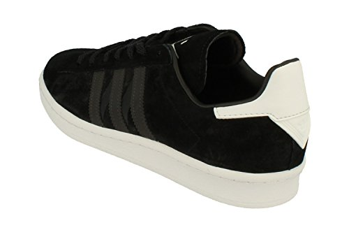 adidas White Mountaineering Campus 80s Real leather sneaker black BA7516 Cblack, Utiblk and Ftwwht