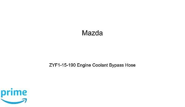 Toyota 16267-75010 Engine Coolant Bypass Hose