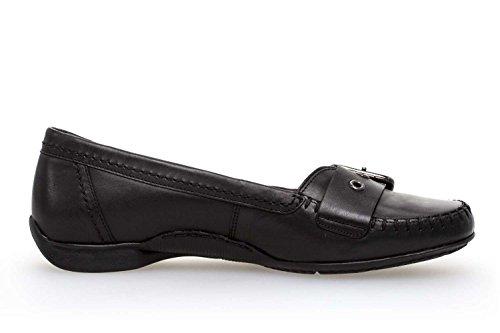 Gabor Shoes Comfort Sport, Bailarinas para Mujer negro