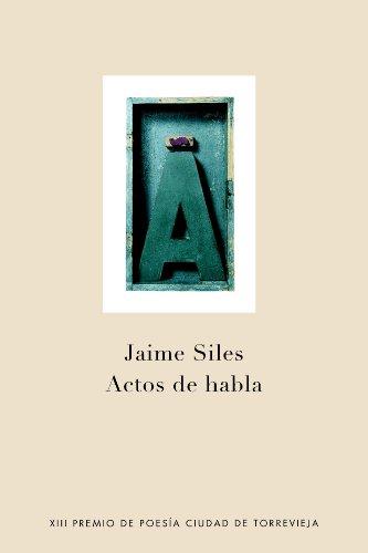 Actos de habla (Spanish Edition)