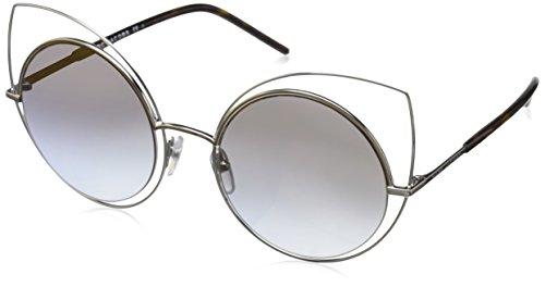 Marc Jacobs Women's Marc10s Cateye Sunglasses, Palladium Gold/Gray SF Gradient SP, 53 mm Marc Jacobs Suits