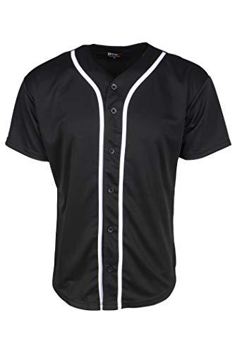 YoungLA Men's Baseball Jersey