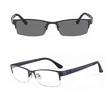 Amazon.com: Gafas de lectura con monturas de negocios de ...