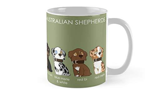 (Australian Shepherds Mug(One)