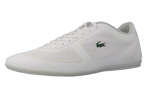 Lacoste Misano Evo 316 1 Hombre Zapatillas Blanco blanco