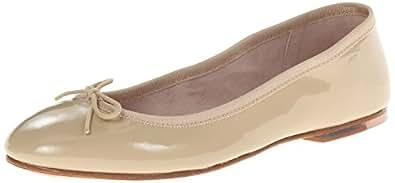 Bloch London Women's Patent Ballet Flat,Cappuccino,39.5 EU/9.5 M US