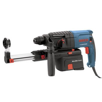 Factory-Reconditioned Bosch 11250VSRD-RT 6.1 Amp 3/4-Inch Rotary Hammer with Dust Collection