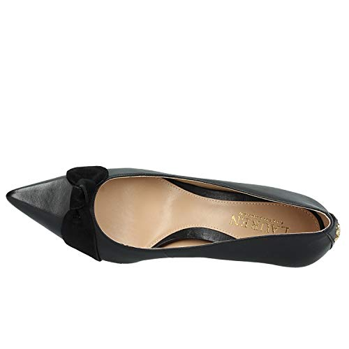 802 Pumps 001 Shoes Black Lauren Ralph 723237 LEE qEz8zwv