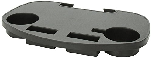 Shop4Omni Clip-On Utility Tray w Cup Holders for A-Frame Gra