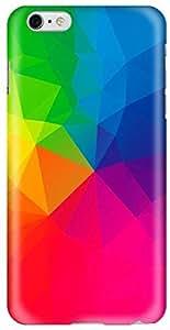 Stylizedd Apple iPhone 6 Plus Premium Slim Snap case cover Gloss Finish - Air, Water, Earth, Fire I6P-S-266