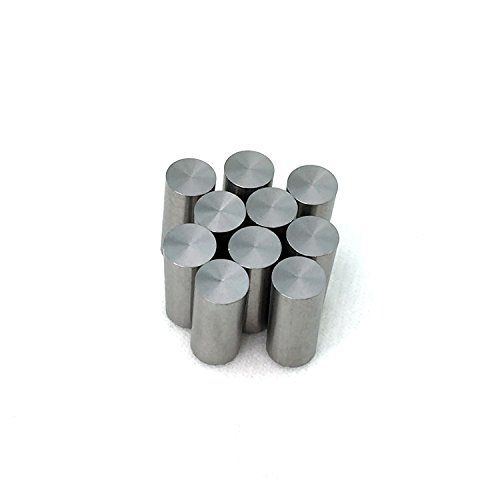"""Pinewood Derby Car 99.95% Pure Tungsten Weight 10-Pack 
