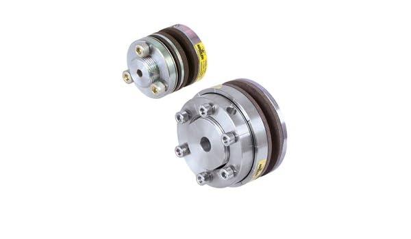 Sliding hub FA size 01 torque adjustable 5-35 Nm outer diameter 58 mm max 22mm bore