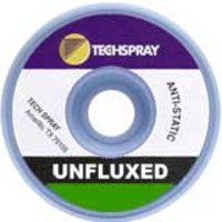 "Techspray 1830-10F Unfluxed Desoldering Braid, .035"", 10ft"