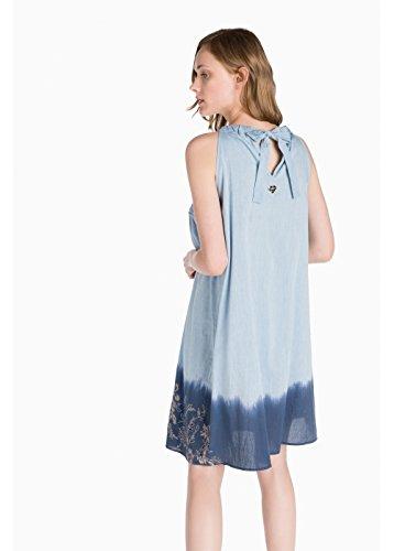 TWIN SET - Vestido - para mujer 00841 CHAMBRAY