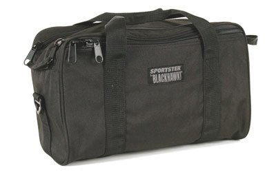 BlackHawk Pistol Range Bag SPORTSTER Bag Black Nylon 74RB02BK, Outdoor Stuffs