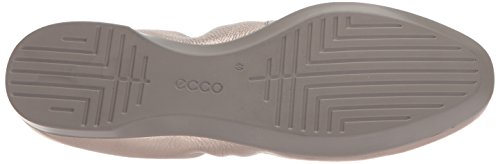 Grey ECCO Shoes Incise Ballerina Warm Enchant Women's ZAqYZF