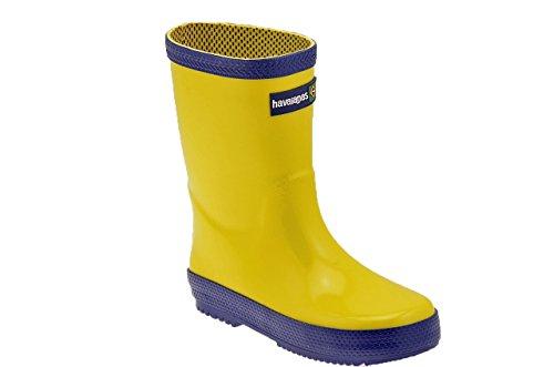 Havaianas Rain Boots, Gummistiefel, unisex kinder Jaune - jaune