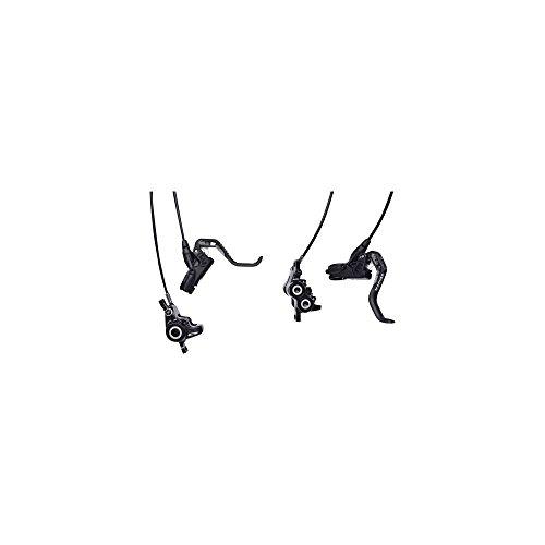 (Magura USA MT Trail Sport Disc Brake Set Black/Black, Pair)