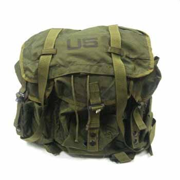 Amazon.com  USGI Military Surplus Army ALICE Combat Field Pack ... dda53f996d