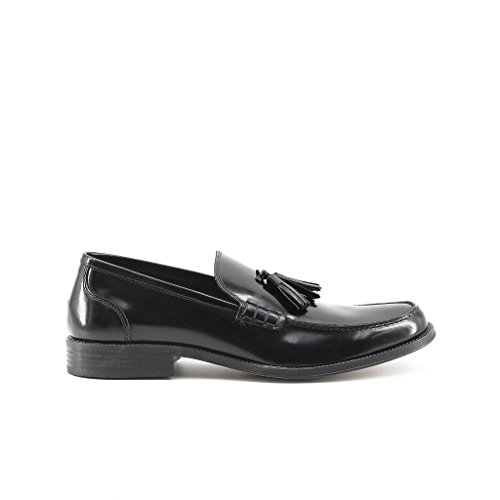In Shoes Italia Homme Noir Flâneurs Made 8a4xqq
