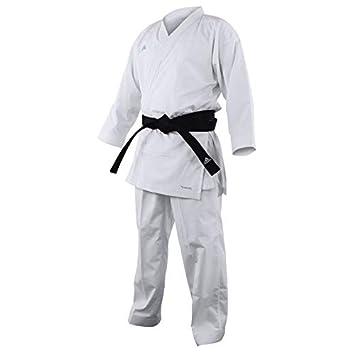 adidas Karate Traje k190sk Revoflex Blanco Unisex tamaño 160 ...
