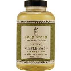 Deep Steep Bubble Bath 17 Ounces