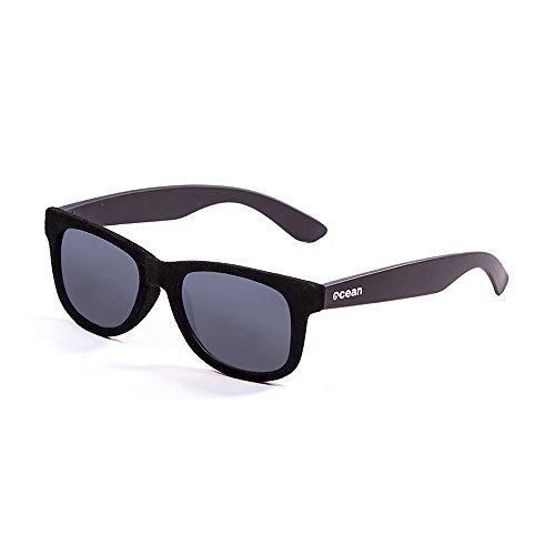 Patillas negro de Terciopelo sol Ahumada Ahumadas Lentes velvet velvet 93 Montura beach gafas negras Sunglasses Azul Ocean Negro Negro V18202 IxwZqFTfI