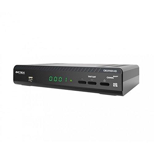 Receptor satélite HD TNTSAT para TDT HD (ORS 9986 con ...