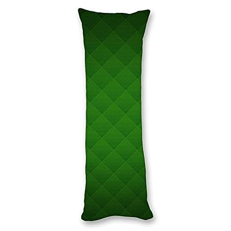 Whiangsfoo Tinta Unita Verde Scuro Sfondo Home Decor Copertura Del