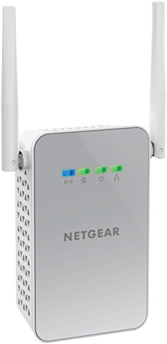 NETGEAR PowerLINE 1000 Mbps WiFi, 802.11ac, 1 Gigabit Port (PLW1000-100NAS) by NETGEAR (Image #1)