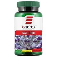Enerex N-Acetyl Cysteine - Super Antioxidant - 90 x 1000mg Tablets