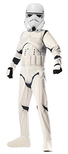 Rubie's Deluxe Storm Trooper Muscle Chest Costume with Mask and Gloves (Large) -