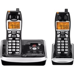 Ge Black Cordless Telephone - 4