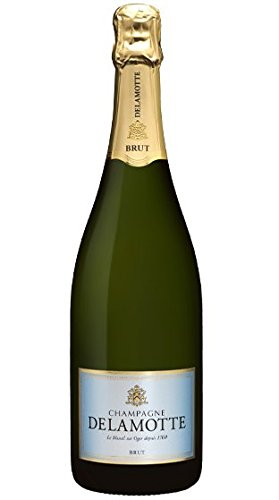 Champagne Delamotte Brut 0,75 lt.