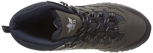Grau Lico Grau Azul Marine Adulto Senderismo High Rise Unisex Marine Steppe Zapatos de 6pqwxr76