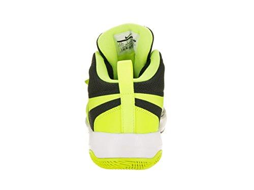 8 Basket Nike Hustle Da volt Bambino Black white Scarpe Gs Team D qxf0wfBtT