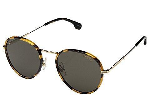 カレラ Carrera Sunglass Gold/Black 151/S [並行輸入品] One Size  B07FZRRFKD