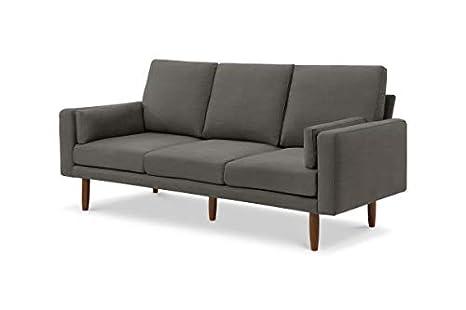 Amazon.com: Cápsula hogar Pasadena Mid Century USB sofá ...