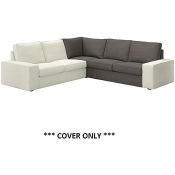Amazon Com Ikea Kivik Cover For Corner Section Tullinge