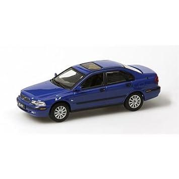 Minichamps 430171101 Model Car - Volvo S40 2000 Blue - 1:43