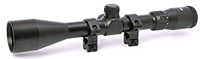 Hammers Riflescope 3-9x40 10/22 .22 Plinker with Dovetail Rings by Hammers