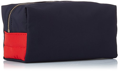 Tommy Hilfiger Chic Nylon Washbag Cb - Organizer borsa Donna, Blu (Core Cb), 10x10x20 cm (B x H T)