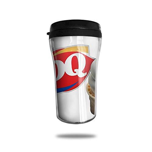 WIWIS Dairy Queen Ice Cream 8oz Coffee Mug Tea Cup