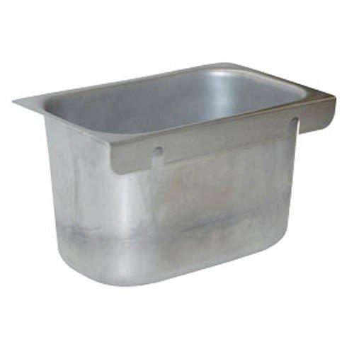 stainless steel range drip pans - 4