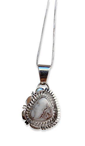 Firebird Jewelers Native American Dry Creek Turquoise Pendant