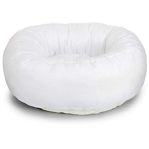 Deco Pet Orthopedic Bolster Dog Bed Extra Cushion Comfort with Washable Cover (18