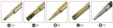 BST-336-2.0 Screwdriver Precision Mobile Phone Repair Tool kit Slotted Screwdriver for Cell Phone Repair