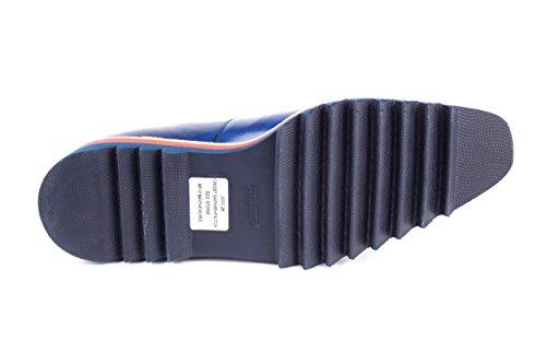 Melvin & Hamilton MH15-580, Chaussures de Ville à Lacets pour Homme Bleu Bleu 41 EU