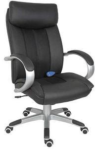 Shiatsu Executive Massage Office Chair In Black