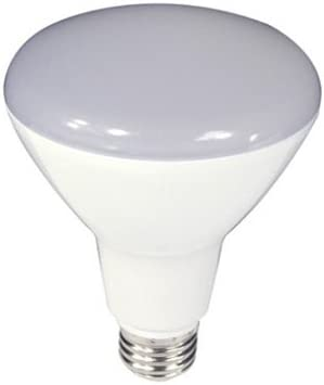 11W MaxLite 11BR30DLED27 BR30 LED Bulb 65W Equiv. E26 2700K Dimmable 800 Lm.